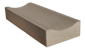 Лоток водоотводной бетонный Л 50.20.8