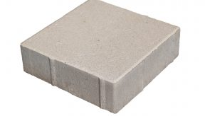 Квадратная тротуарная плитка 200х200х60 мм