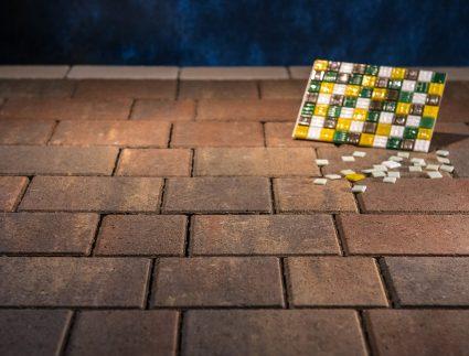 брусчатка тротуарная цена мозаика