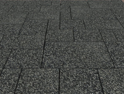 тротуарная плитка базальт бавария
